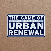 The Game of Urban Renewal*